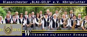 Blasorchester Blau –...