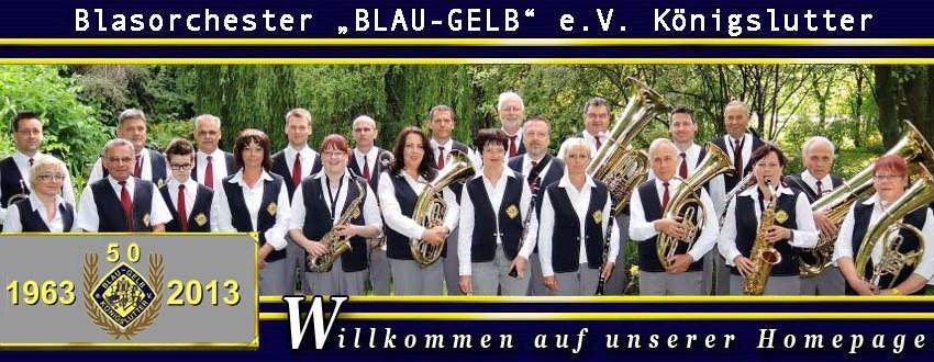 Blasorchester Blau – Gelb